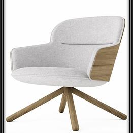 Carys 4 Prong Wood Leg image
