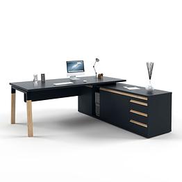 Crestwood Office Desk image