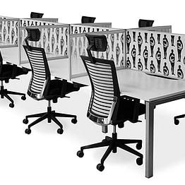 Desk based Screens image