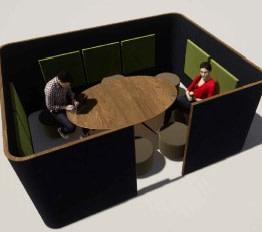 Team Meeting Pod image